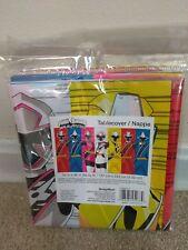 Power Rangers Ninja Steel Plastic Table cover, birthday party, ~ NEW!
