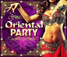 CD NEUF scellé - ORIENTAL PARTY / Edition Digipack 2 CD - 40 Titres -C29