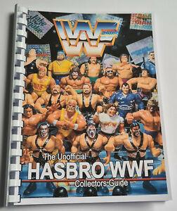 100% Unofficial Hasbro WWF Collectors Guide