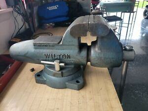 """WILTON 500 5"""" Bullet Vise, Great Condition, Made in USA"""