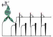 Home Irrigation System Tap controller Hose Sprinkler Set Garden Yard Irrigation