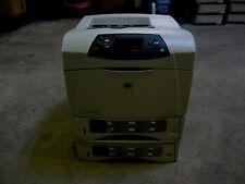 HP LASERJET 4250TN PRINTER - Pages Since Last Maintenance 21106