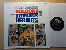 HERMAN'S HERMITS LP: HOLD ON!/MUSIC FROM ORIGINAL SOUND TRACK (US SE 4342 ST)