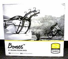 Saris Bones 3 Trunk Rack #801 Gray