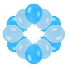 Alta Qualità wedding balloon Set: Royal blu & blu cielo (X200)