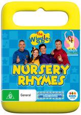 The Wiggles: Nursery Rhymes  - DVD - NEW Region 4