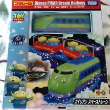 Toy Story Alien Space Train Disney Pixar Dream Railway Takara Tomy Plarail 2014