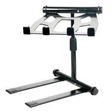 DJ Tech Pro USA, LLC Pyle - Portable, Folding Tabletop Gear Stand for Laptop