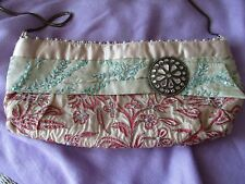 Ladies pretty evening bag by Accessorize. /Prom/Wedding/Cruise.(MADE IN INDIA )