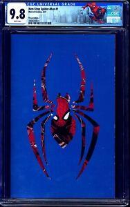 Non-Stop Spider-Man #1 CGC 9.8 DIE CUT COVER CUSTOM LABEL NM/MT