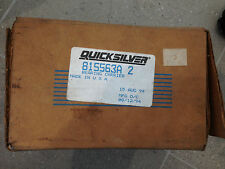 #815563A 2 Mercury Mariner Bearing Carrier
