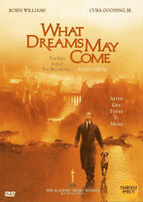 What Dreams May Come (1998 Robin Williams) DVD