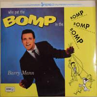 Barry Mann - Who Put The Bomp (LP)