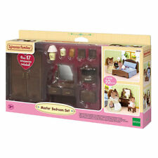 SYLVANIAN Families Master Bedroom Set (Epoch) Dolls Furniture 5039