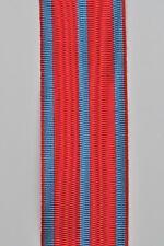 Belgique: Ruban de la Croix du Feu 1914-1918, 14 cm,  tissage récent