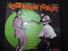 COFFRET 2 CD GOOD ROCKIN' TONIGHT / THE BIRTH OF ROCK AND ROLL / VOL 3 /