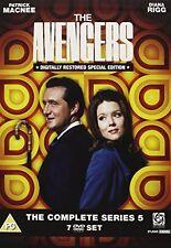 The Avengers  -  Series 5 [DVD][Region 2]
