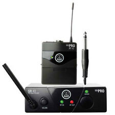 AKG WMS 40 PRO Mini Instrumental Wireless System BAND A