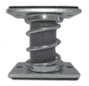 Sandwich Spring Mount 100 - 350 Kg Anti Vibration Metal Coil Spring