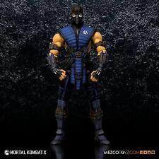 "Mortal Kombat X Sub-Zero 6"" Figure Mezco"