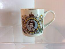 """"""" Midwinter """"Queen Elizabeth II Silver Jubilee Mug"""