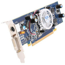 RADEON X1550 256MB DDR2 PCI-E DVI  LOW PROFILE 11093-12-20R GRAPHICS CARD