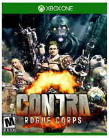 Contra Rogue Corps -- Standard Edition (Microsoft Xbox One, 2019)