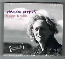 PÂVANA PROJECT - LE VOYAGE DU SOUFFLE - CD 7 TITRES - 2013 - NEUF NEW NEU