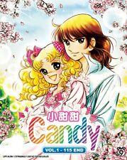 Candy Vol.1-115 End Anime DVD