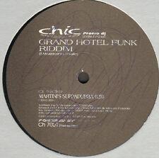 GRAND HOTEL FUNK - Riddim - Chic Records