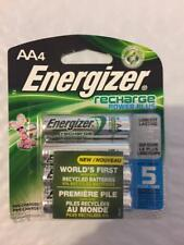 Energizer AA 4pack Power Plus 2300mAh Rechargeable Batteries
