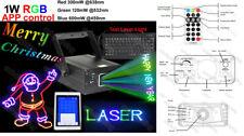 1W 15KPPS Keyboard Words RGB Laser Stage Lighting Party DJ Dsico Club Bar Lights