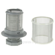 Genuine SIEMENS Dishwasher 2 Part Micro Mesh Original Filter Spare Part