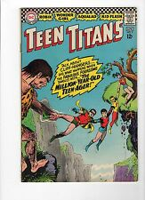 Teen Titans #2 (Mar-Apr 1966, DC) - Very Fine
