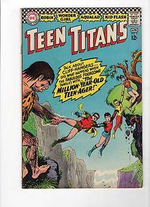 Teen Titans #2 (Mar-Apr 1966, DC) - Very Fine