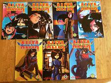 BATTLE ANGEL ALITA PART 2 (1993) #1,3,4,5,6,7 (Full Series!) - VF/NM