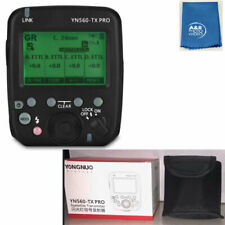 YONGNUO YN560-TX PRO 2.4G Flash Trigger Transmitter F YN968C/YN685/YN560 Canon