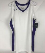 Nike Basketball Jersey 683333 110 Womens Size Xxl White