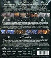 KRIEGER-BOX - PFAD DES KRIEGERS,DER LETZTE KRIEGER,RISE OF... 3 BLU-RAY NEU
