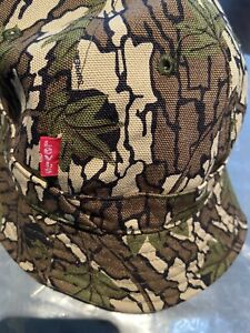 Supreme X Levis Camo Bucket Hat