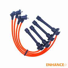 Spark Plug Wires Set For Toyota Celica Corolla Geo Prizm 1.8-1.6L 1993-1997