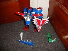 Power Ranger Dino Thunder Abaranger BakuranOh Blizzard Megazord