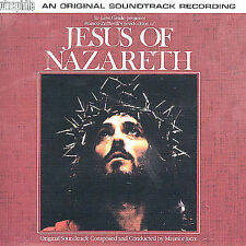 Jesus of Nazareth [Castle] by Maurice Jarre (CD, Apr-2004, Castle)