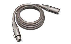 Linn Silver Balanced XLR Interconnect Cable - 1.2m (Single)
