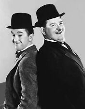 LAUREL AND HARDY 8X10 GLOSSY PHOTO PICTURE IMAGE #2