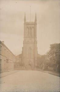 Chorley. Church & Street.