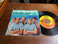 Beach Boys 60s 45 EP PICTURE SLEEVE Four By