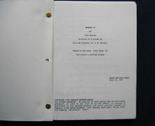 APOLLO 13 SCREENPLAY by JOHN SAYLES Tom Hanks Ed Harris