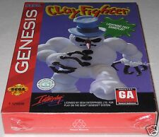 ClayFighter  (Sega Genesis) ~ NEW / SEALED~ RaRE!!