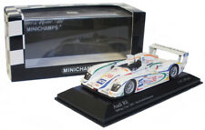 Minichamps Audi R8 #38 Sebring 12hr 2003 - Pirro/Lehto/Johaansson 1/43 Scale